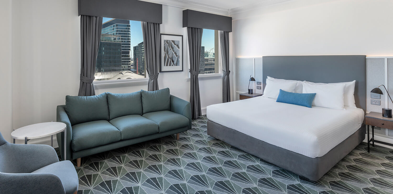 plaza-king-guestroom5 | The Savoy Hotel on Little Collins