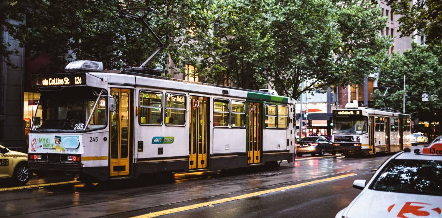tram-melbourne-cbd | The Savoy Hotel on Little Collins