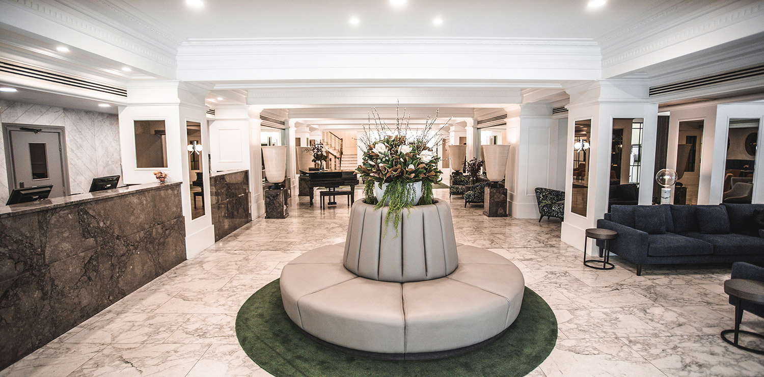 the-savoy-hotel-on-little-collins-melbourne-lobby-01-2018 | The Savoy Hotel on Little Collins