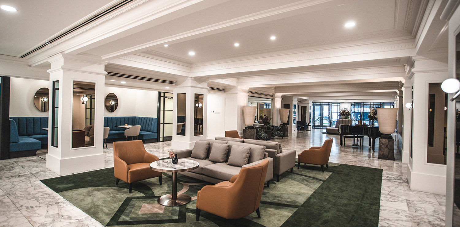 the-savoy-hotel-on-little-collins-melbourne-lobby-06-2018   The Savoy Hotel on Little Collins
